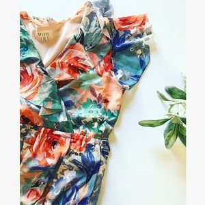 Floral Spence Maxi Dress